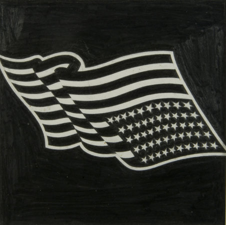 Upside Down American Flag Black And White Best Picture Of Flag